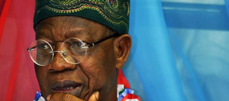 Lai Mohammed reacts to alleged $1.2bn in his bank account