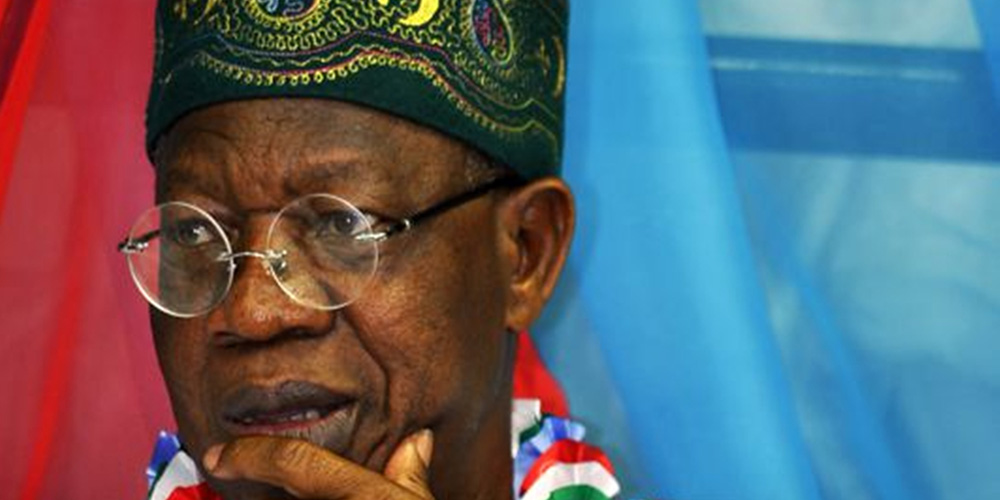 OrijoReporter.com, Lai Mohammed reacts to alleged $1.2bn in his bank account