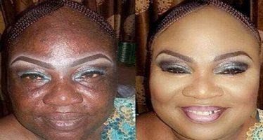 Dermatologist explains danger of using make-up