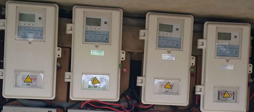 Payment for meters suspended in 3 States