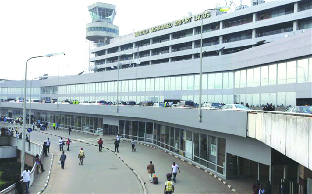 OrijoReporter.com, tremor at Murtala Muhammed International Airport
