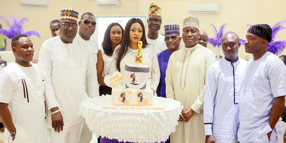 OrijoReporter.com, Ngozi Braide's birthday celebration