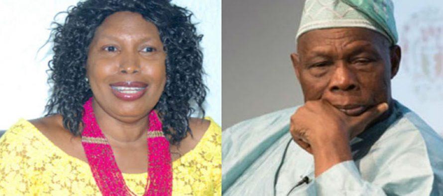 OrijoReporter.com, Obasanjo's wife