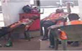 Photo of FRSC officials drunk, sleeping on duty trending