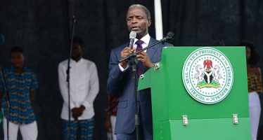 Jesus came to stand with criminals, Osinbajo says in Easter sermon
