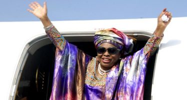 Patience Jonathan granted full Access to $5.9m In her Skye Bank Account