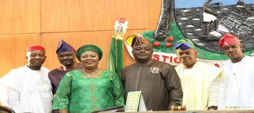 How Speaker Obasa 'Forced' 6 PDP Lawmakers To Defect To APC By Lucky Oserah
