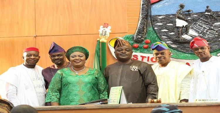 OrijoReporter.com, How Speaker Obasa 'Forced' 6 PDP Lawmakers To Defect To APC By Lucky Oserah