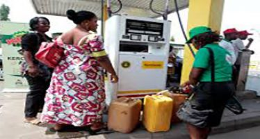 Embargo placed on petrol station constructions in Lagos