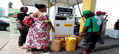 OrijoReporter.com, embargo on petrol station construction in Lagos