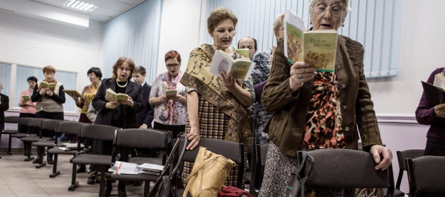 Jehovah's Witnesses banned in Russia