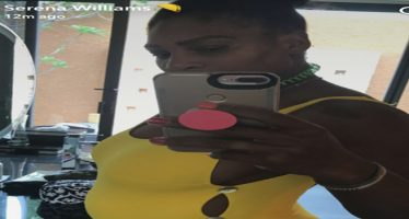 Serena Williams reveals she is pregnant with first baby