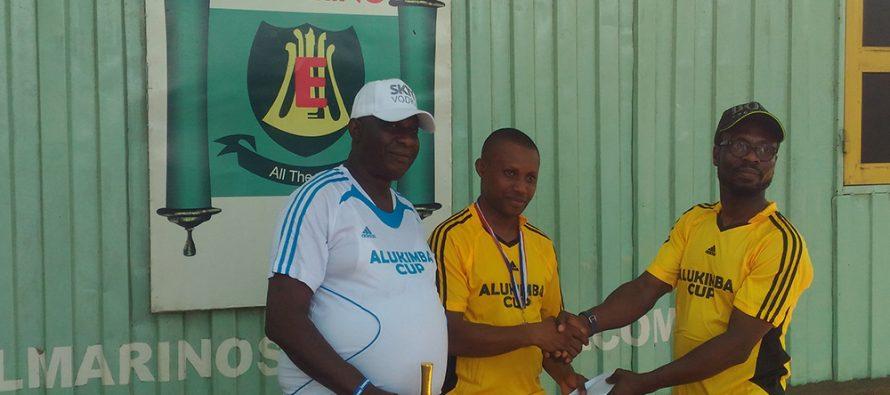 Uchechi Okere Emerges Winner in El Marino Alukimba Table Tennis Tournament