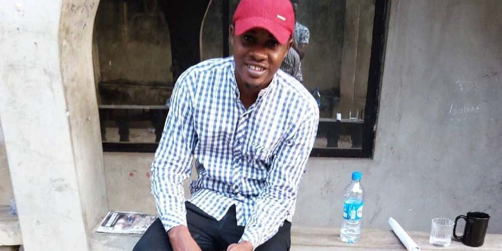 OrijoReporter.com, Adefuwa Christopher