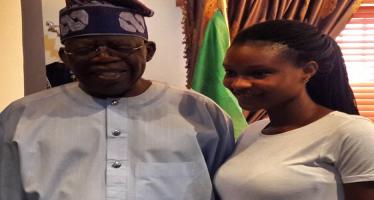 Tinubu pays for cost of flying Moji Olaiya's body from Canada