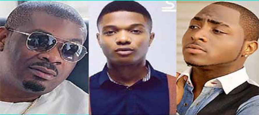 Four Nigerian artistes in top 10 of Forbes richest African musicians list