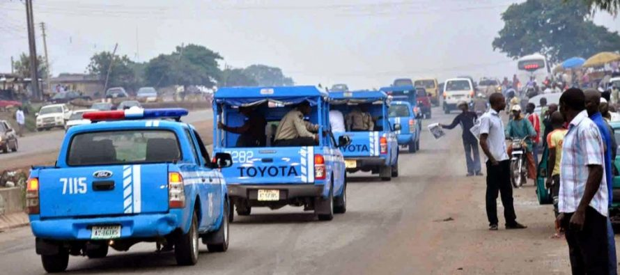 Ambode advises FRSC officers to stay off Lagos main streets