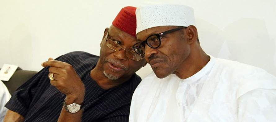 Why i hardly take picture with Buhari – Oyegun