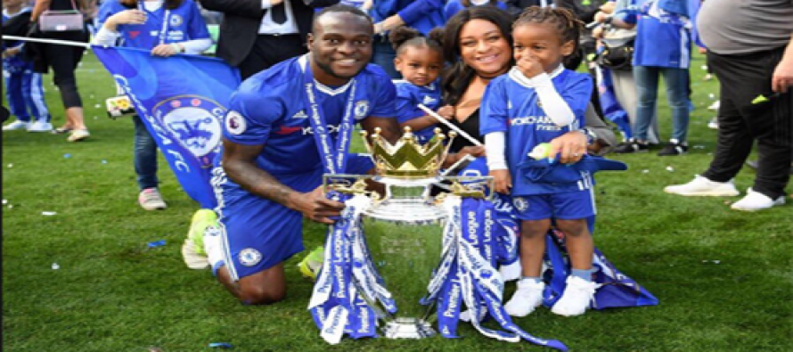 Victor Moses marries immediately after Chelsea's defeat