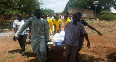 Kwara United Defender dies in training a day after his ex-tennis star father was honoured by the state ‎