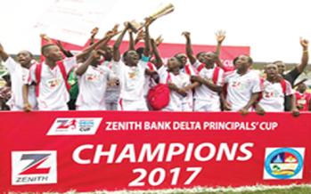 Mastercare School wins  Zenith Bank Delta Principals' Cup final