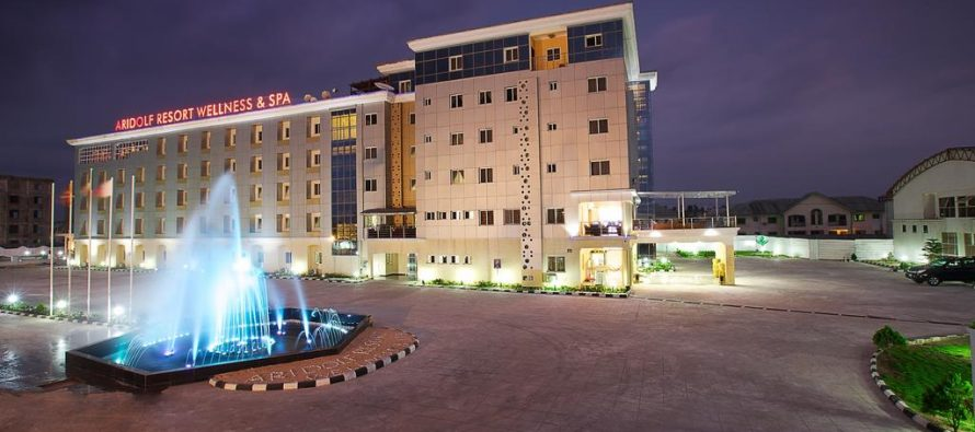 Patience Jonathan's hotel's staff threaten to shoot FIRS officials