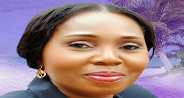 Gov. Akeredolu's wife reveals her battle with breast cancer
