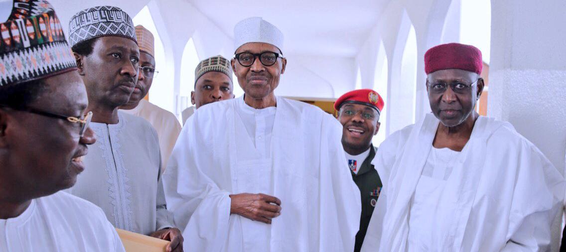 OrijoReporter.com, Buhari 'a walking corpse'
