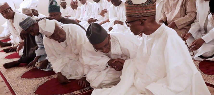 Senate urged to declare President Buhari's office Vacant