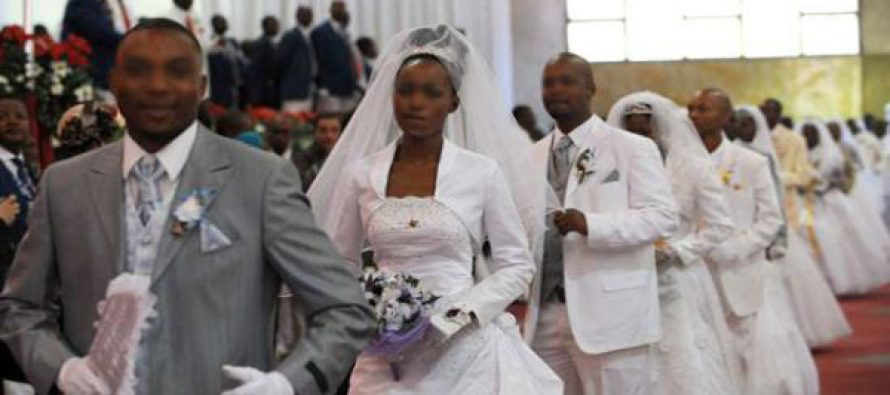 Govt. forcing unwed couples to marry in Burundi