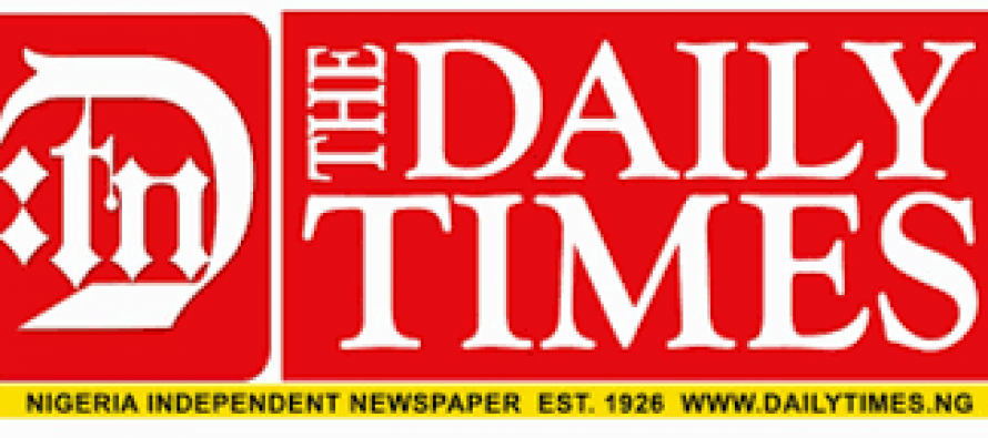 Group Claims Ownership of Daily Times, Says Planned Award Ceremony Illegal