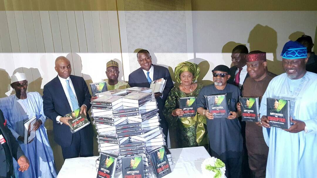 OrijoReporter.com, Dino Melaye's book on anti-corruption