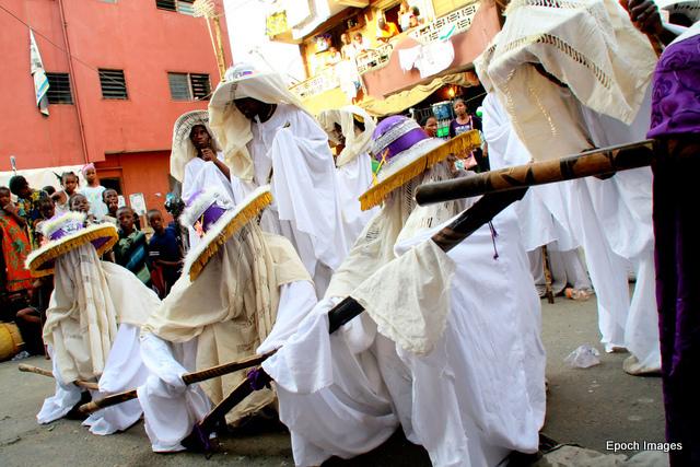 OrijoReporter.com, Eyo Festival