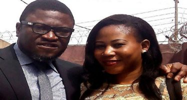 Actor Femi Branch's wife accused him of living off women