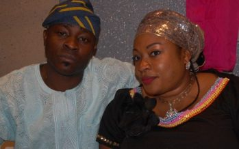 Fayose's aide, Foluke Daramola's husband in war of words over Moji Olaiya's burial