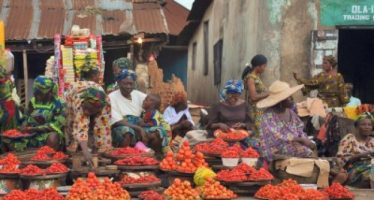 Using food to pay debts By Jide Ayobolu