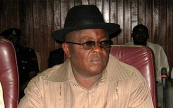 Ebonyi Gov. David Umahi opposes agitation for regional Govt.