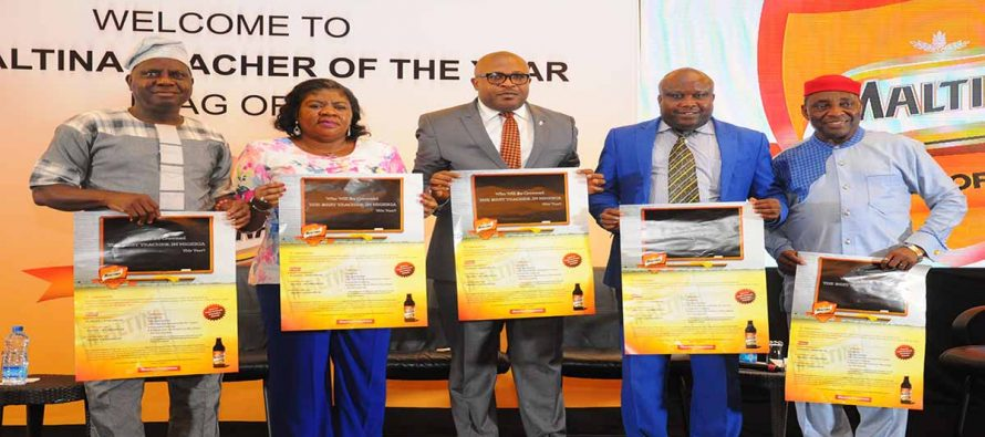 NB flags off 2017 Maltina Teacher of the year