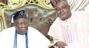 Lagos Speaker Obasa visits Olubadan