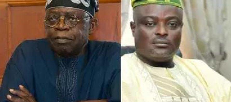 Tinubu praises Lagos Speaker Obasa
