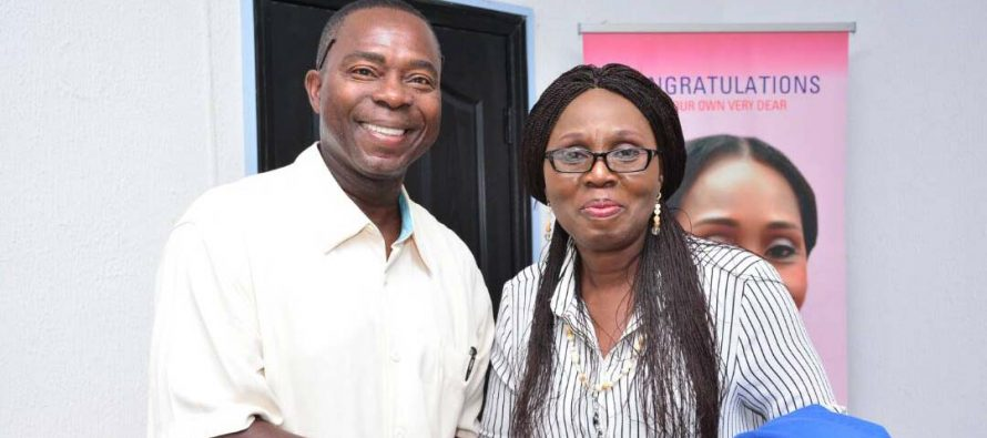 Lawn tennis academy to be named after Gov. Akeredolu's wife
