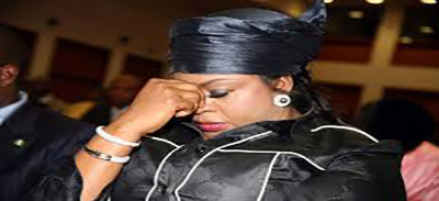 OrijoReporter.com, Sterling Bank's Suit Against Stella Oduah