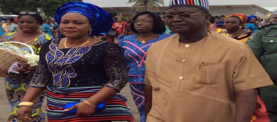 Fulani herdsman calls my wife to threaten me – Ortom