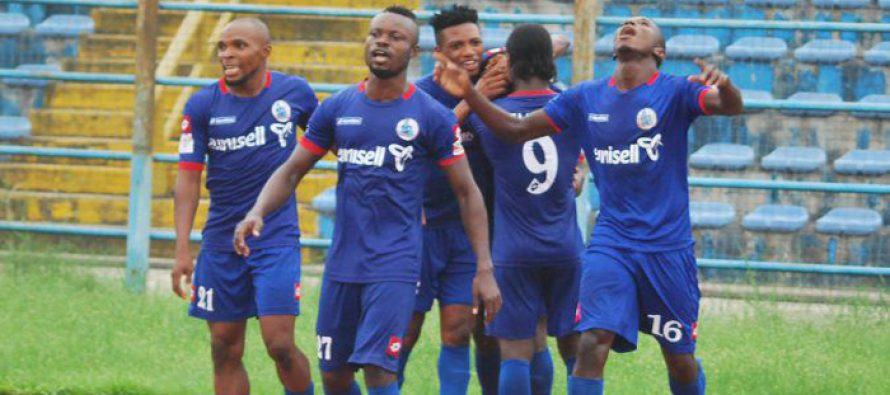 Rivers United raises alarm over missing 100 CAF balls