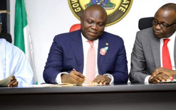Ambode signs bill making kidnapping punishable by death penalty