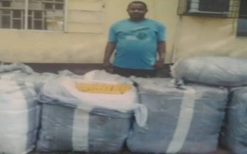 Customs officer arraigned for drug trafficking