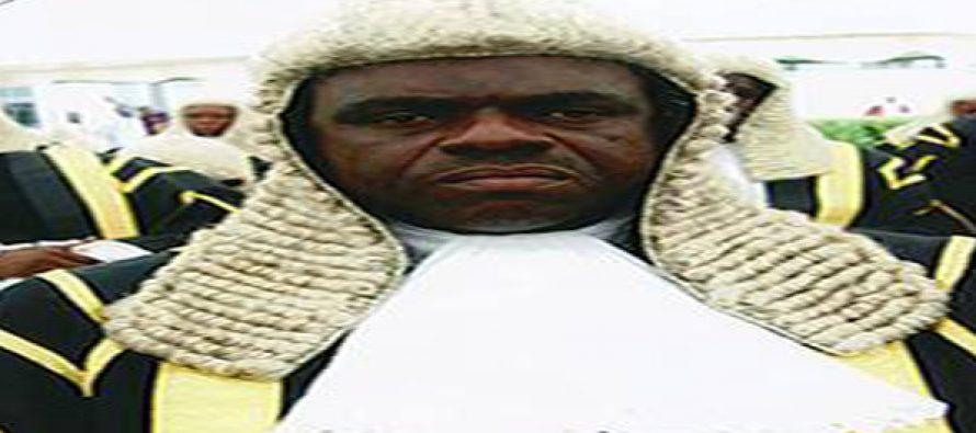Unlawful enrichment: Arraignment of Justice Hyeladzira Nganjiwa stalled