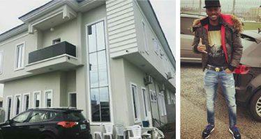 Kayode Olanrewaju dedicates his new house in VGC
