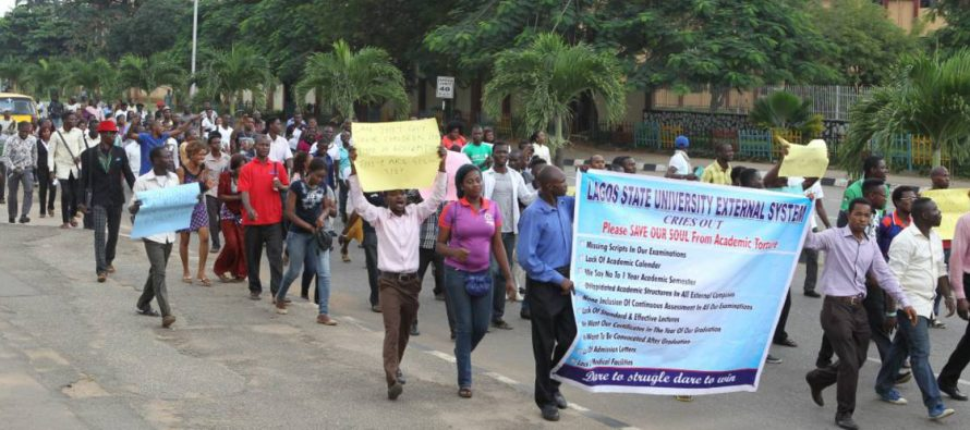 Make-up exams for LASU External Students announced