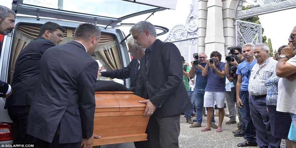 OrijoReporter.com, Felix Mourinho